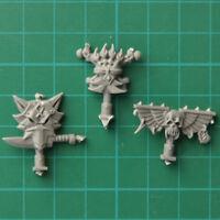 Space Wolves Herd Marines Insignia Icons Warhammer 40k Bitz