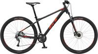 2018 GT Avalanche Sport  Mountain Bike XS Retail $600 Black/Red