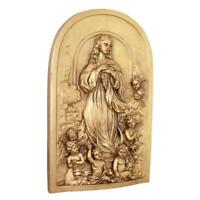 Design Toscano The Assumption of Mary Magdalene Wall Sculpture