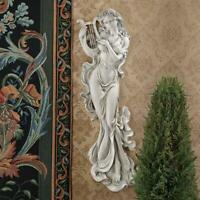 Design Toscano Musical Muse Wall Sculpture