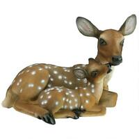Design Toscano Mothers Love Doe and Fawn Sculpture