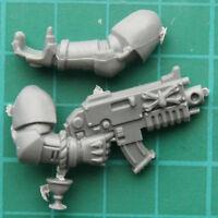 Blood Angels Death Company Space Marine Boltgun Warhammer 40k Bitz
