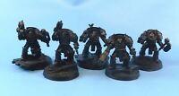 Iron Hands Legion Gorgon Terminators - Iron Hands - Forge World # 3A86