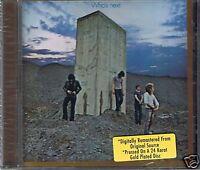 Who, The Who`s Next MCA 24 Karat Gold CD Neu OVP Sealed