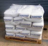 ECOSTRIP SODIUM BICARBONATE BICARBONATE OF SODA 1000kg Soda blasting, blasting
