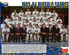 Buffalo Sabres 1993-94, 8x10 Color Team Photo