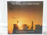 "The Hollies 20 Golden Greats , Stereo 12"" LP 1970's"