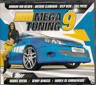 COFFRET 3 CDS + 1 DVD 60 TITRES--MEGA TUNNING 9