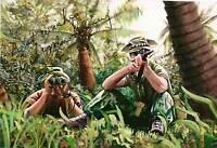 Chuck MaWhinney signed autograph Vietnam War Sniper EX RARE COA LOOK!