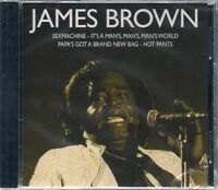 CD BEST OF 12 TITRES--JAMES BROWN--BEST OF--NEUF