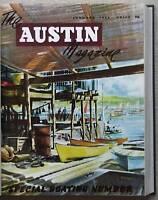 AUSTIN Owners 12 Car MAGAZINES Bound Volume 1960