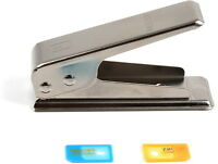 MICRO SIM CARD CUTTER 2 ADAPTER FOR iPAD & iPHONE 4 4G