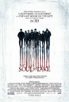 MY SOUL TO TAKE-D/S orig 27xx40 movie poster-WES CRAVEN