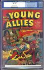 Young Allies Comics #1 CGC 7.5 VF- Universal CGC #0040786010