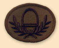 NEW OFFICIAL Mounted Duty badge, subdued.