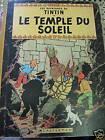 TINTIN Le temple du soleil Hergé B 32
