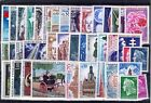 TIMBRES ANNEE COMPLETE FRANCE NEUF LUXE 1967 +++