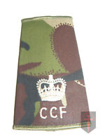 New Major COMBINED CADET FORCE CCF RANK SLIDE ( Army