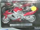 MOTO YAMAHA YZF 1000R THUNDER/ WELLY/MAISTO 1/18 ROUGE