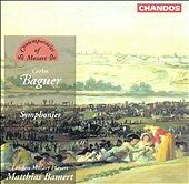 Carlos Baguer: Symphonies (CD, Sep-1996, Chandos)