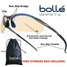 Bolle Contour ESP Lens Safety glasses. CONTESP