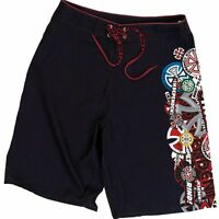 Independent Trucks COLLECTION Board Short BLACK Size 28