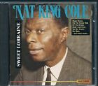 CD COMPIL 16 TITRES--NAT KING COLE--SWEET LORRAINE