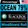 "WINDSHIELD TINT ROLL 79% VLT 36""x70"" FOR LINCOLN"