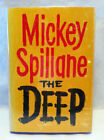 THE DEEP by Mickey Spillane **SIGNED**FIRST EDITION**