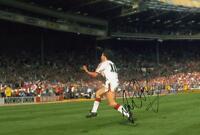 Mark Hughes Signed 8x12 Man Utd Photo AFTAL/UACC