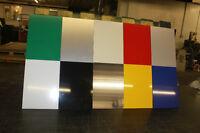 ALUMINIUM COMPOSITE PANEL 600mm x 400mm x 3mm x 1 piece