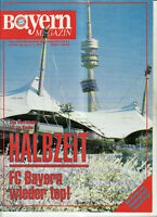 BL 92/93 FC Bayern München - FC Schalke 04