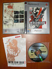 Metal Gear Solid 2: Sons of Liberty PlayStation 2 PS2 PStwo Pal-España COMPLETO