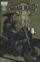 1:10 variant ROAD RAGE throttle 1 1st print STEPHEN KING JOE HILL IDW COMIC BOOK