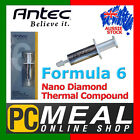 Antec Formula 6 Nano Diamond Thermal Compound Particles for CPU GPU Paste Grease
