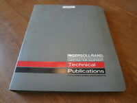Ingersoll Rand SP-60 Vibratory Compactor Service Repair Manual