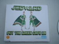 JEDWARD PUT THE GREEN CAPE ON IRELAND EURO 2012 CD