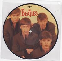 "Beatles ""Love Me Do"" 20th Ann UK Picture disc 7"" vinyl"