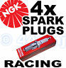 4 Pack NEW GENUINE NGK Racing SPARK PLUGS R7433-9 Stock No. 4660 Trade Price