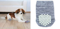 NEW Dog Socks With Anti Slip Soles All Sizes - 2 Socks Great For Injured Paws