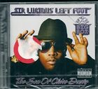 CD ALBUM 15 TITRES--SIR LUCIOUS LEFT FOOT--THE SON OF CHICO DUSTY--2010--NEUF