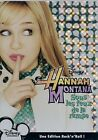 DVD ZONE 2--WALT DISNEY--HANNAH MONTANA--SOUS LES FEUX DE LA RAMPE / 4 EPISODES