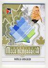 Pamela Anderson 2011 ITG Canadiana Mega Memorabilia Gold Card #MM-24 /10