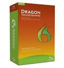 Nuance Dragon Naturally Speaking Home 12 Software w/Microphone Headset NEW