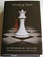 STEPHENIE MEYER Breaking Dawn 1ST EDITION Twilight Saga Book 4
