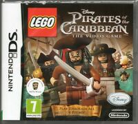 LEGO: PIRATES OF THE CARIBBEAN (VIDEO GAME) GAME DS DSi Lite 3DS ~ NEW / SEALED