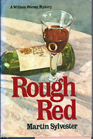 Rough Red by Martin Sylvester Book A William Warner Mystery