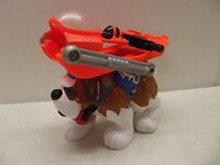 FISHER PRICE RESCUE HEROES ANIMALS ST. BERNARD DOG WIND CHILL