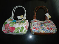 Strada Women Ladies Tote Handbag Shoulder bag  Floral Purse New Free Shipping