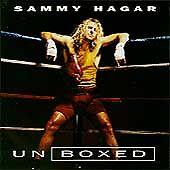 Sammy Hagar - Unboxed  (CD, Mar-1994, Geffen)